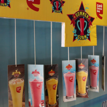 Cafe Coffee Day Launches #SummerSlam Refreshments