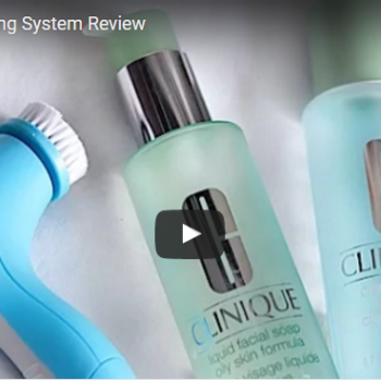 Oriflame Skin Pro Cleansing System Review